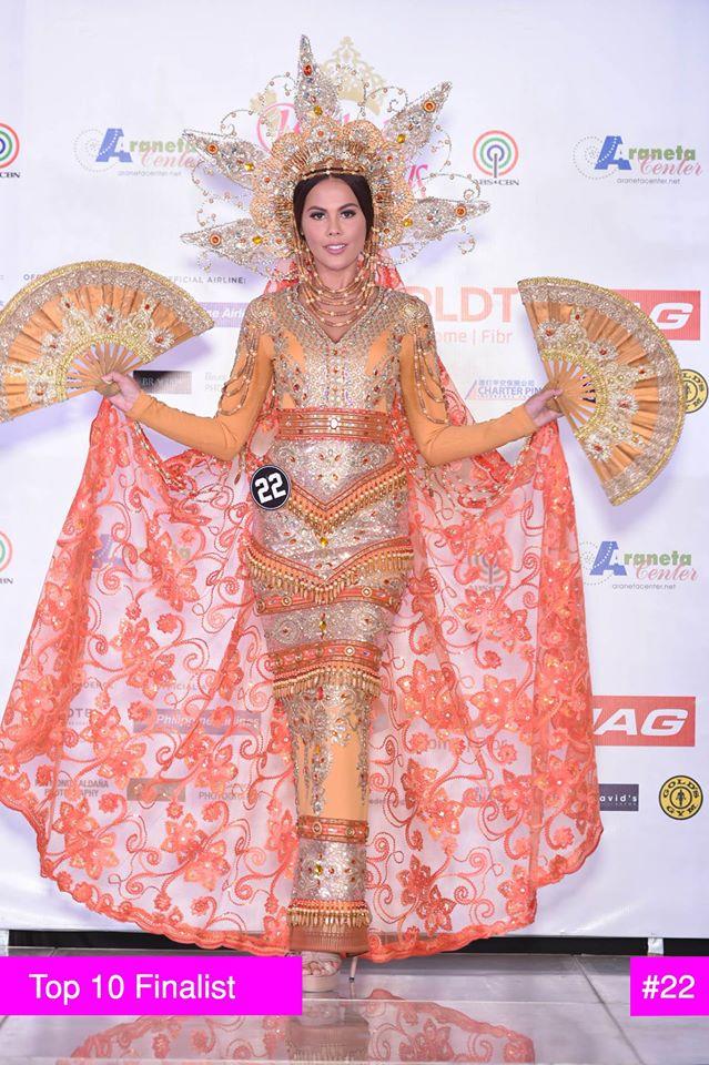 binibining pilipinas national costumes 2017