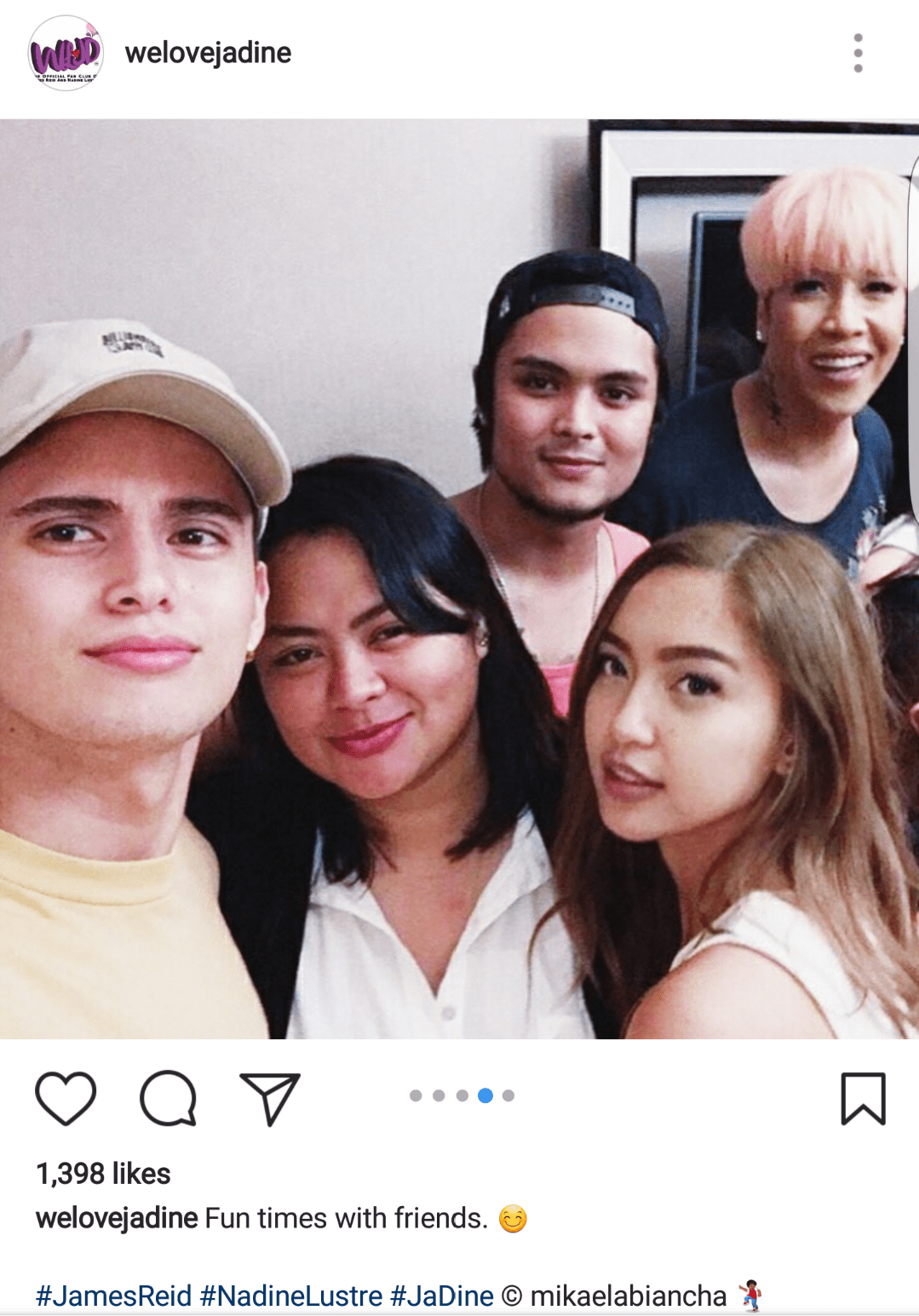 nadine lustre friend james reid1