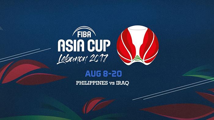 Philippines vs. Iraq | FIBA ASIA Cup 2017