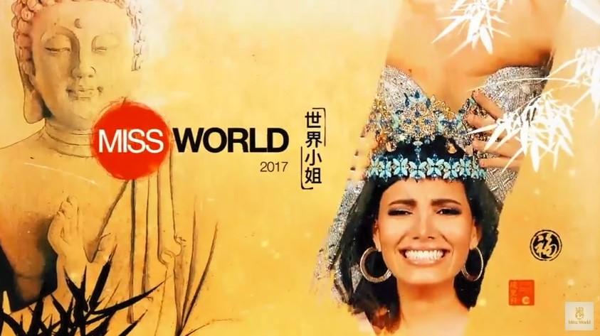 Miss world 2017 coronation night replay