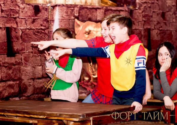 / Форт Боярд квест для детей и взрослых Владивосток ...