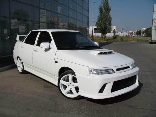 ВАЗ-2110(1995-2007) – цена, фото, двигатель, расход ...
