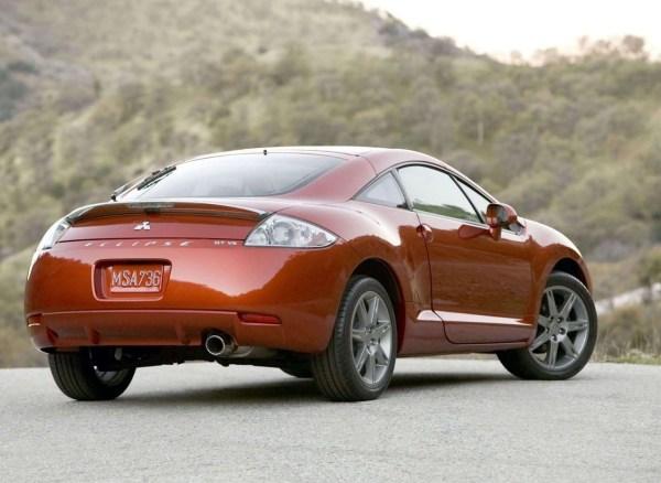 Mitsubishi Eclipse - обзор, характеристики, фото цена ...