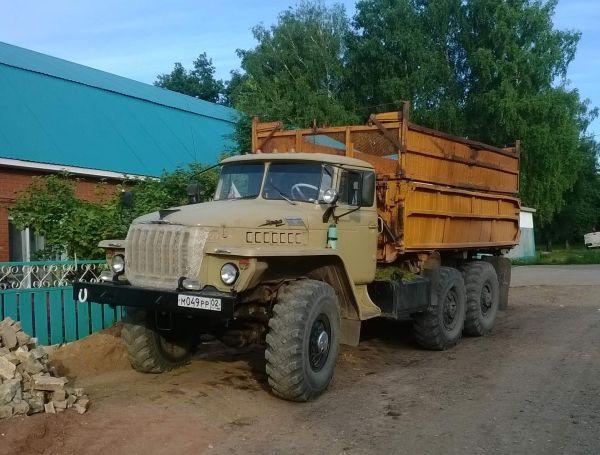 Урал-5557 - обзор, фото, характеристики, модификации