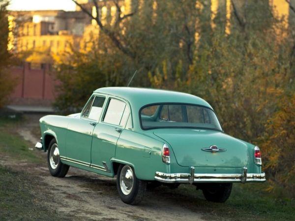 ГАЗ-21 - технические характеристики, обзор, фото, виде ...