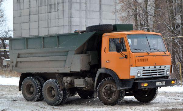 Самосвал КамАЗ-5511 - технические характеристики, обзор ...