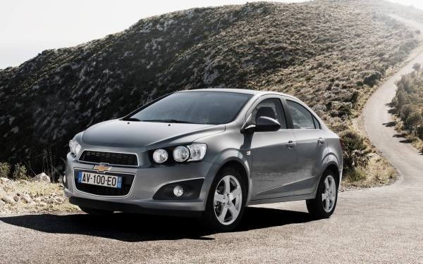Chevrolet Aveo - характеристики, комплектации, фото, видео ...