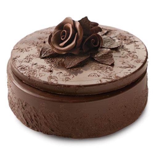 صورة تورتة شوكولاته كعك الكاكاو الشاهي بالصور اروع روعه