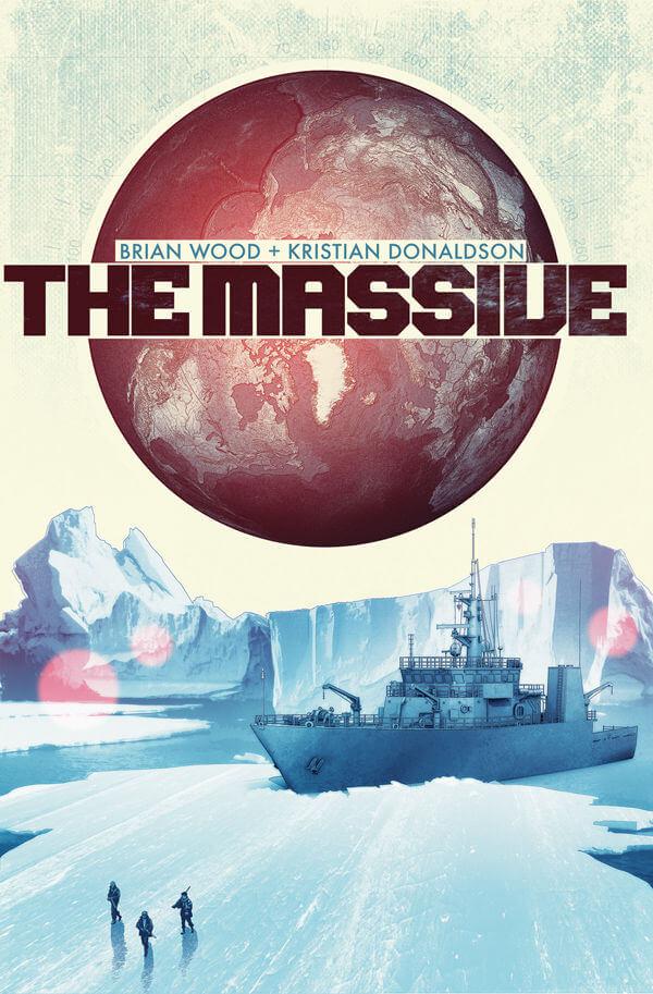 THE MASSIVE #1 Cvr