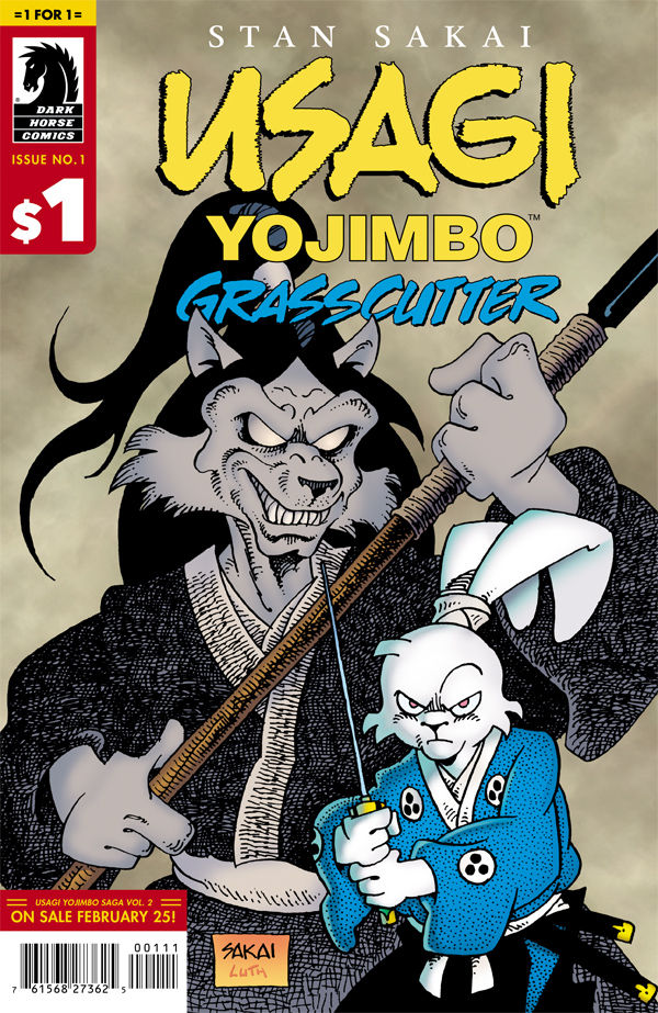 #1FOR$1USAGI YOJIMBOCVR