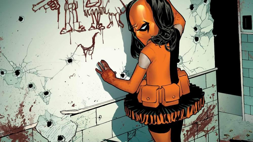 via dccomics.com The New 52: Futures End #33