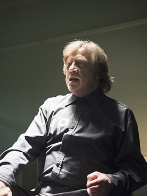 Mark Hamill stopped by to deliver an excellent performance on this week's episode.