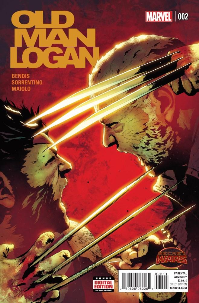 Old Man Logan #2cvrA