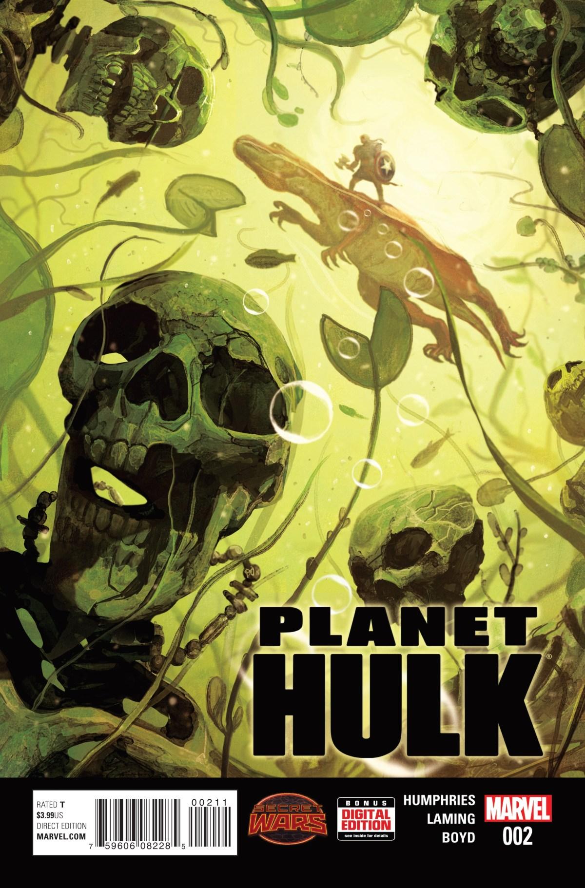 Planet Hulk #2