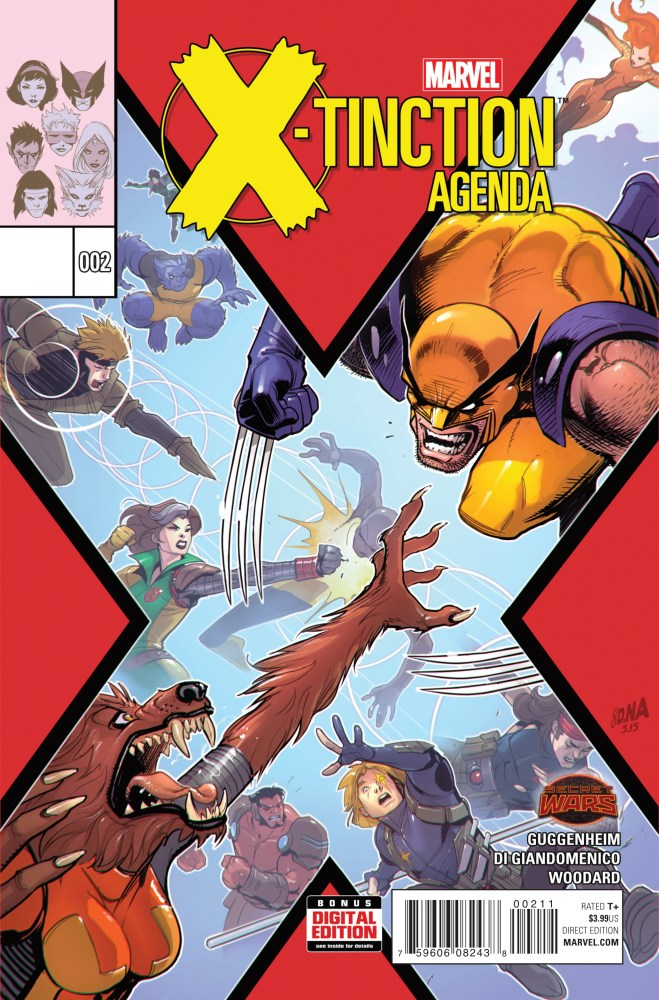 X-Tinction Agenda #2cvra