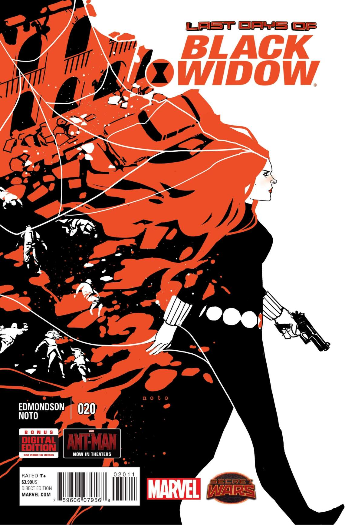 Black Widow #20