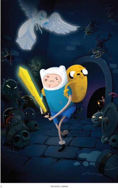 Preview  Adventure Time  Eye Candy Vol  2 Mathematical Edition HC         Adventure Time 2013 Summer Special  1  Adventure Time 2013  Spoooktacular  1  Adventure Time 2014 Winter Special  1  and Adventure Time  2014 Annual  1