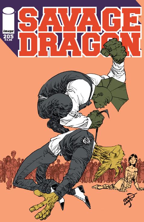 SavageDragon205_Cover
