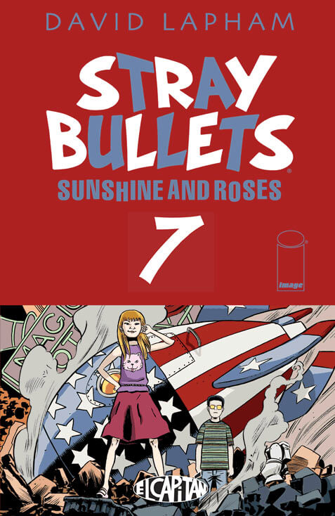 Preview Stray Bullets Sunshine Roses 7