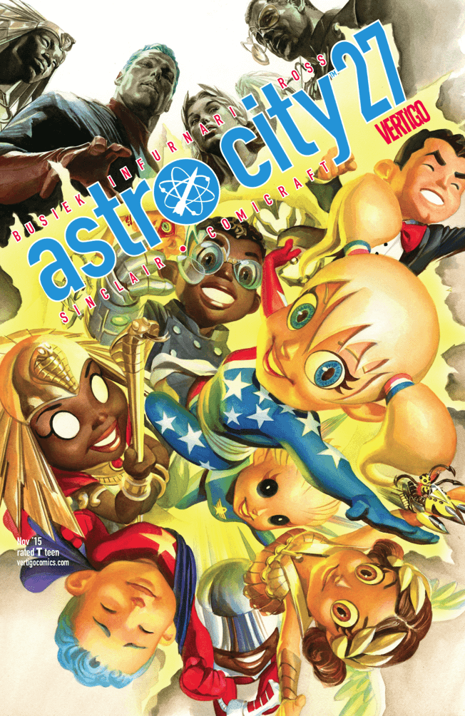 ASTRO CITY AD