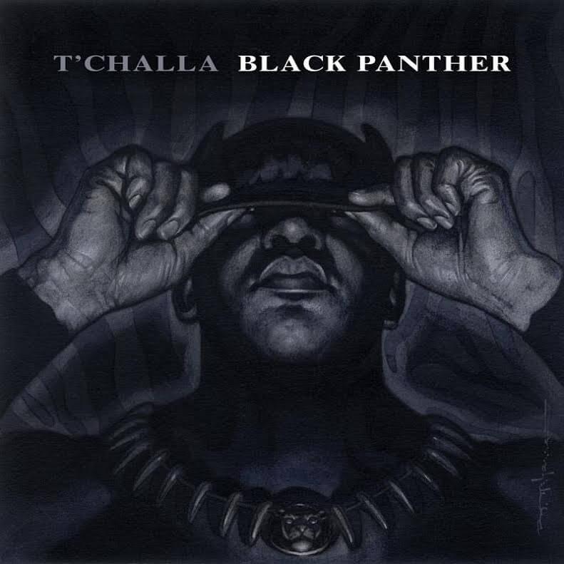 marvel comics 39 black panther 1 helmed by ta nehisi coates. Black Bedroom Furniture Sets. Home Design Ideas
