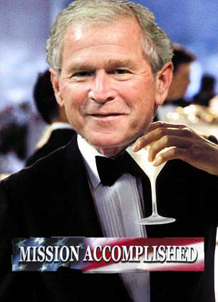 bush as bond