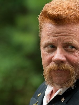 "Abraham, along with Sasha and Daryl, comes under attack from Negan's followers in ""No Way Out"""