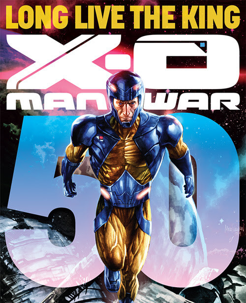 Image result for x-o manowar 50