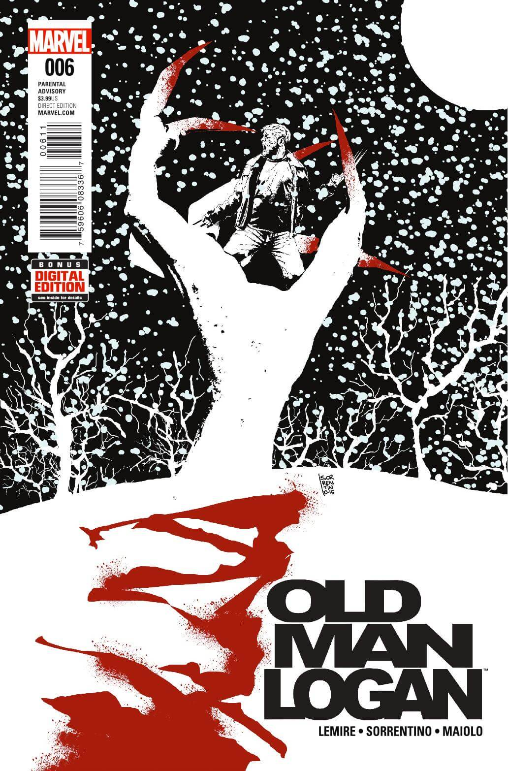 OLD MAN LOGAN #6
