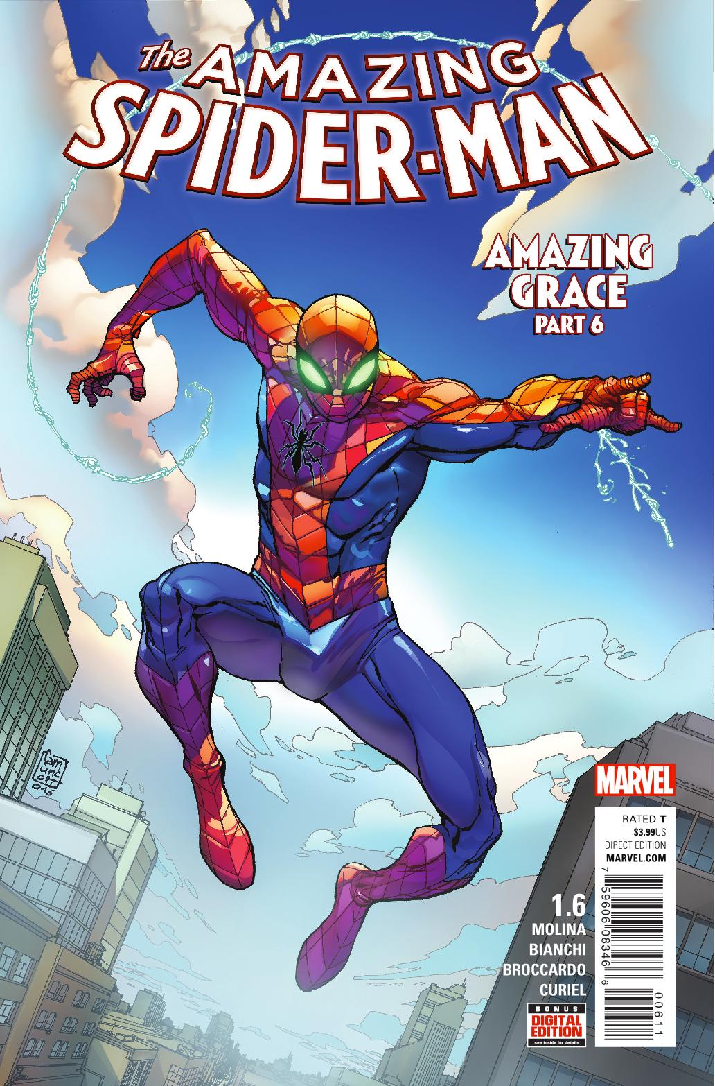 Preview The Amazing Spider Man 1 6