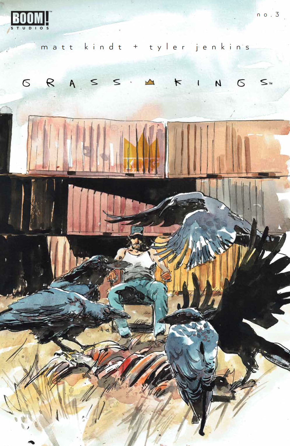 Grass Kings 3