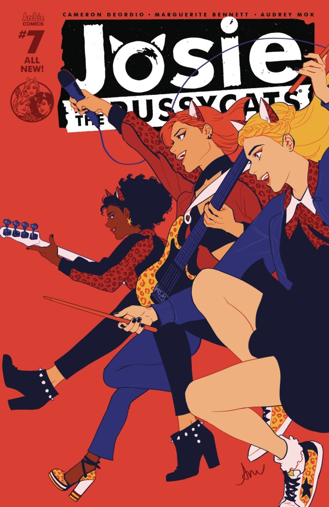 Josie and the Pussycats 7