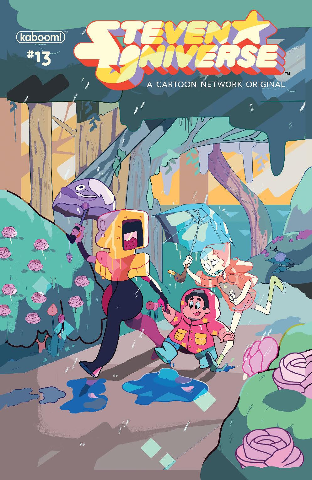 The Steven Lomazow Collection: Preview: Steven Universe #13