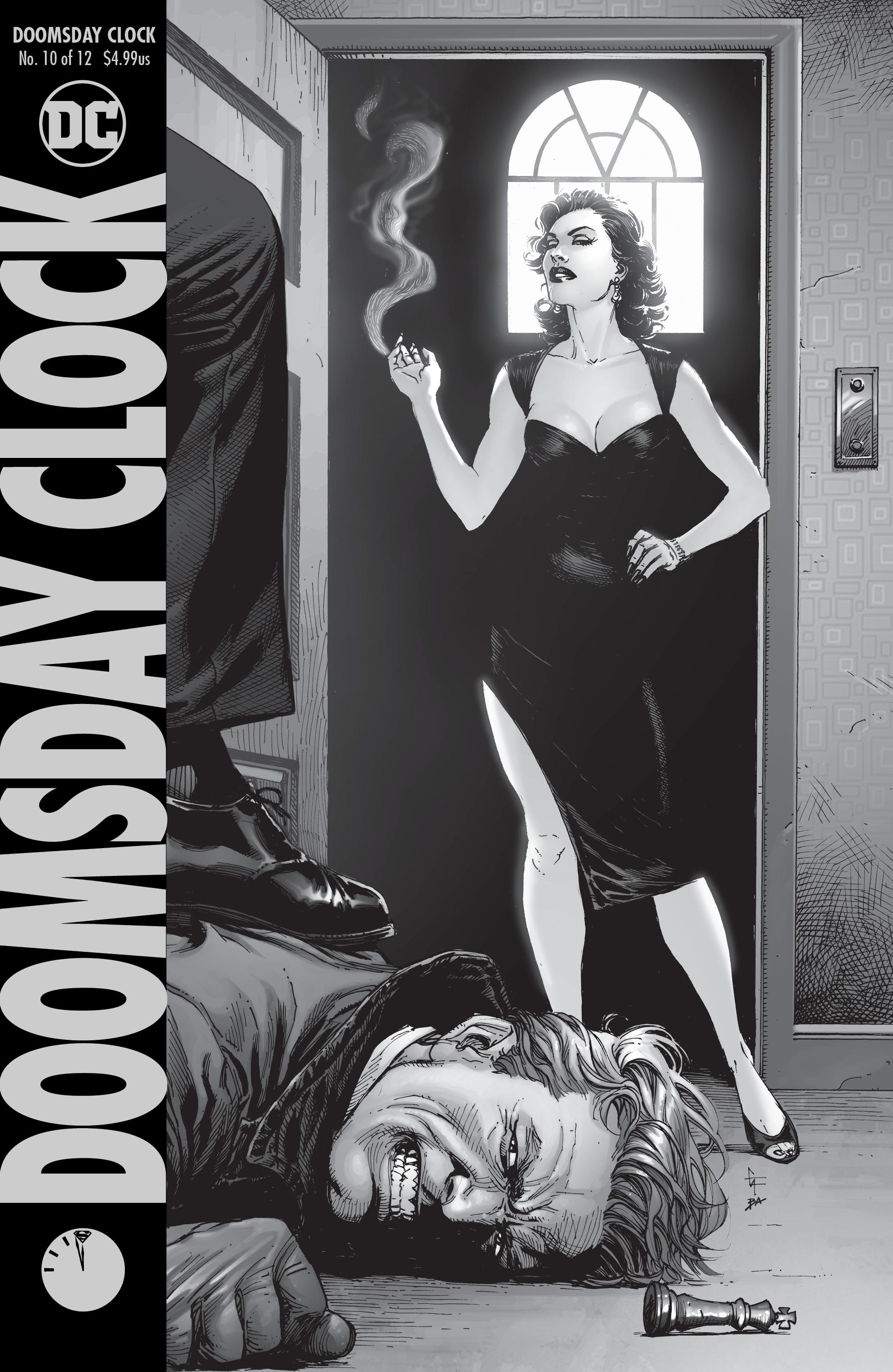 Doomsday Clock #10