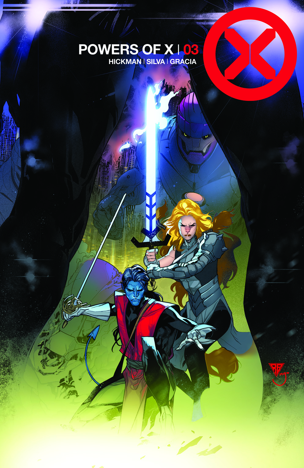 Hickman X-Men