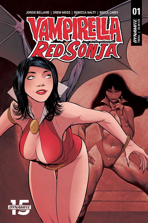 Vampirella Red Sonja