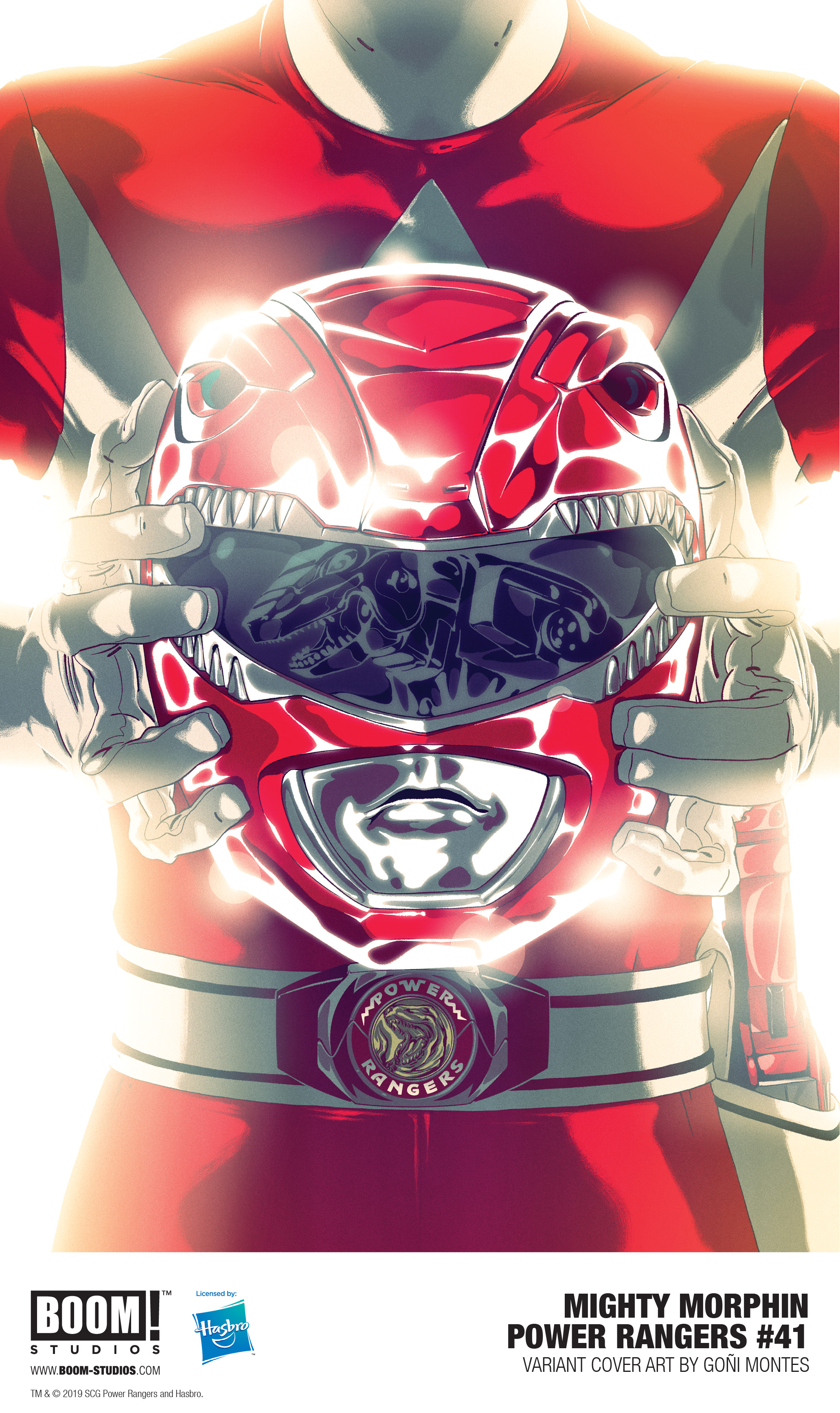 Power Rangers #41