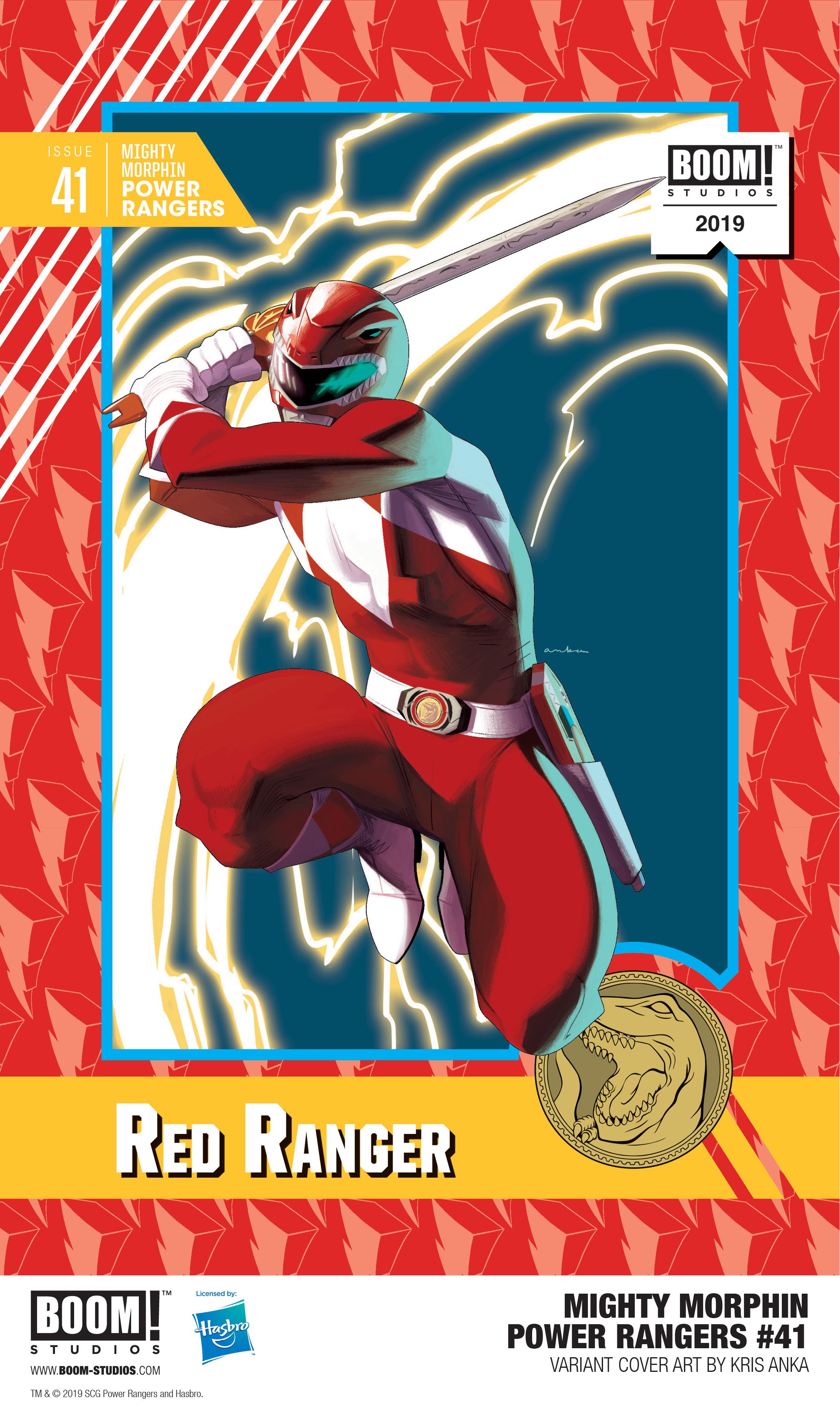 Power Rangers #41