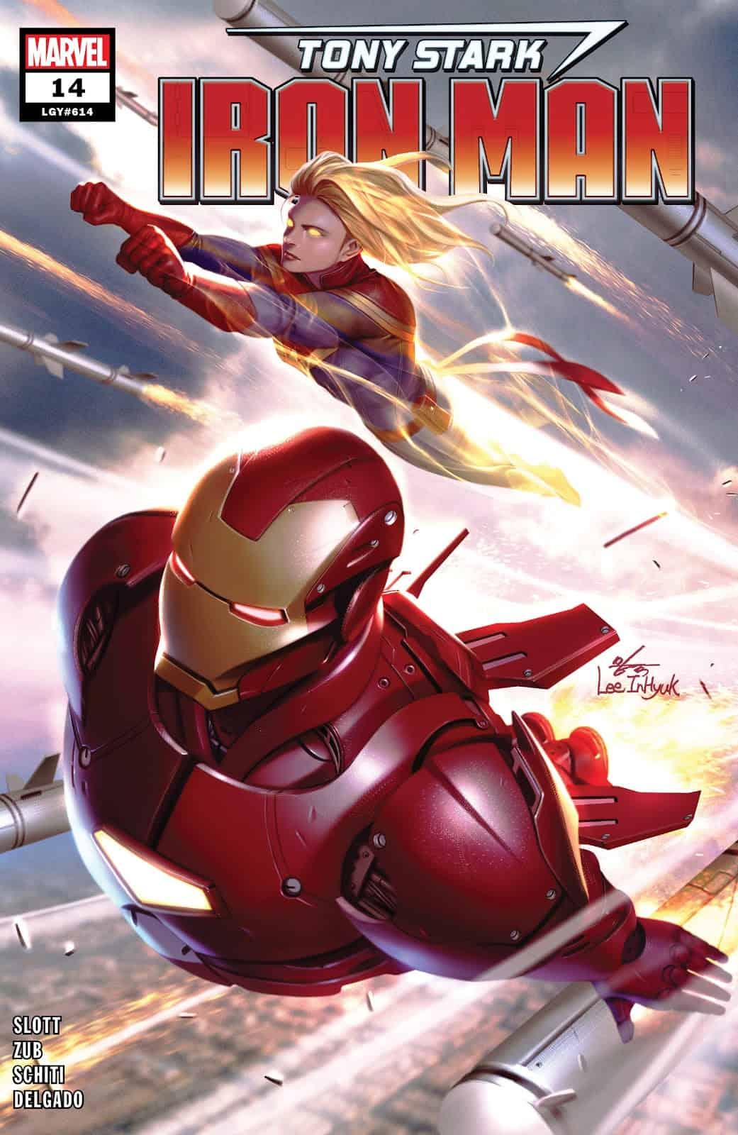 tony stark iron man 14