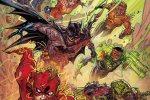 justice league #33