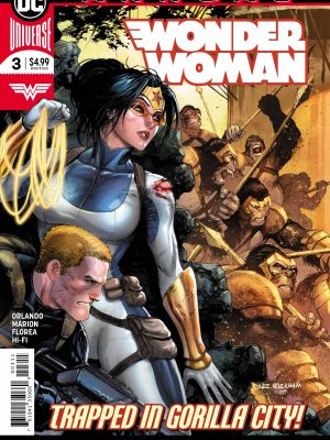 wonder woman annual #3