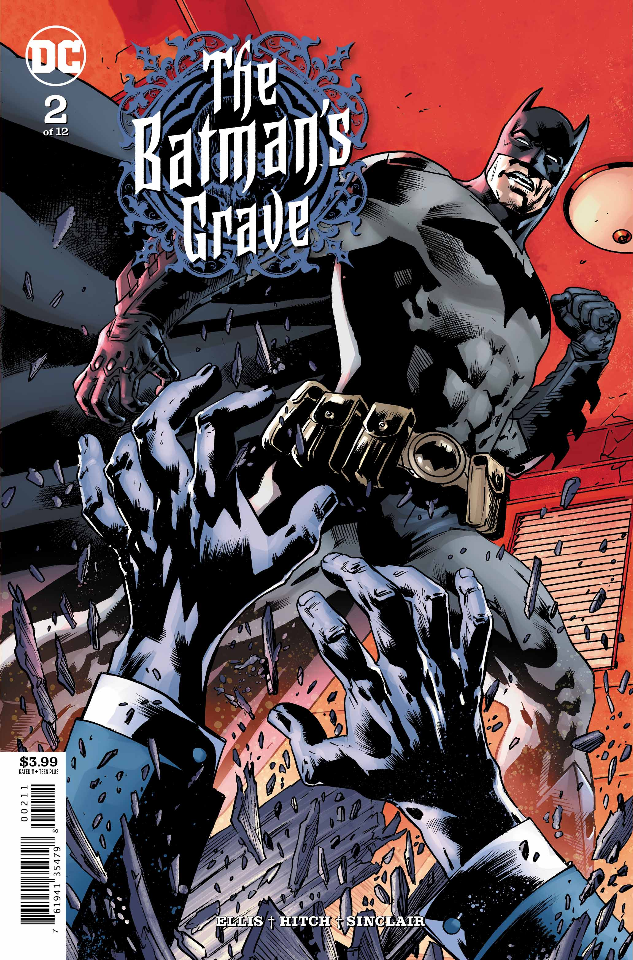 batman's grave #2