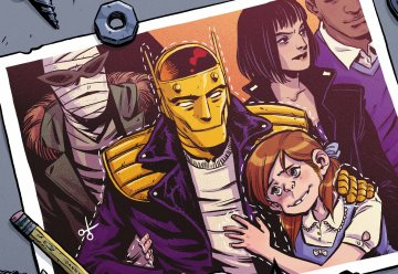 DOOM PATROL: WEIGHT OF THE WORLDS #5