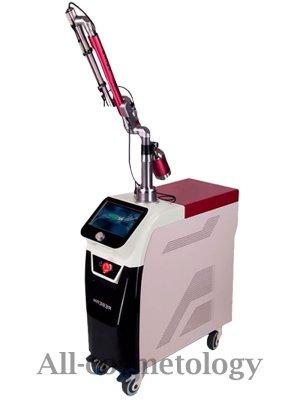 Пикосекундный лазер PicoBeam для удаления татуировок и макияжа