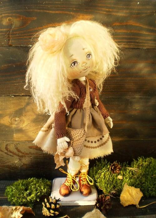 Кукла Осенняя