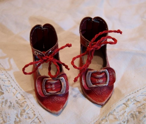 Туфли Pluchkin