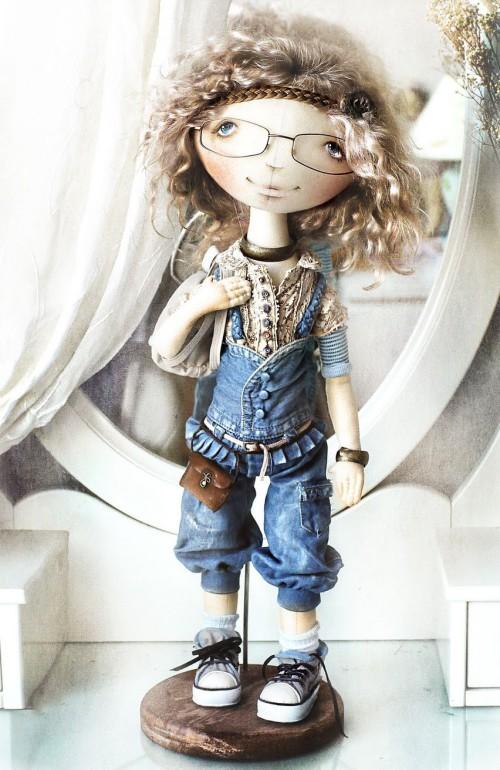 Кукла Samantha Саманта. Автор: Яна Яхина