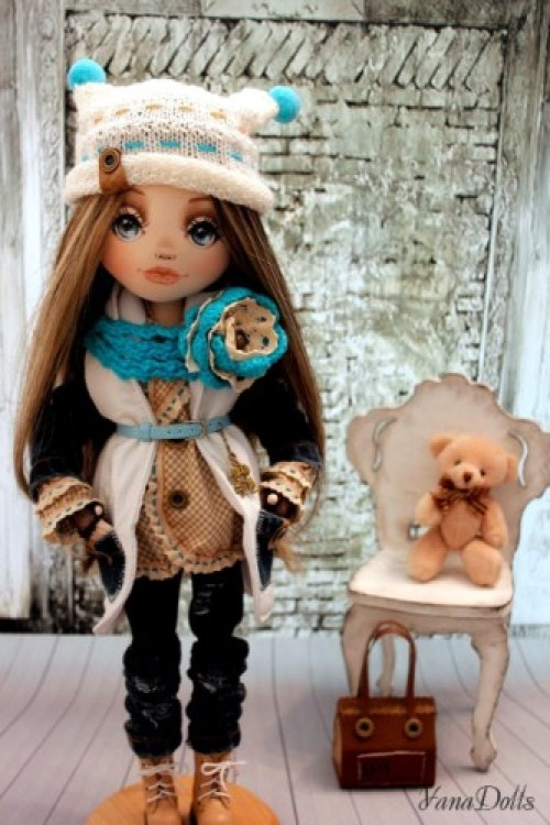 Куклы Яны Тараненко