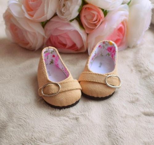 Туфельки для маленьких кукол