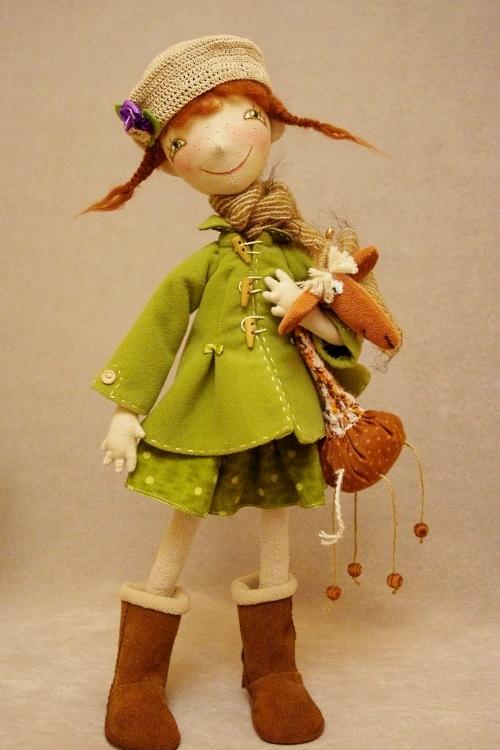 Кукла Nkale